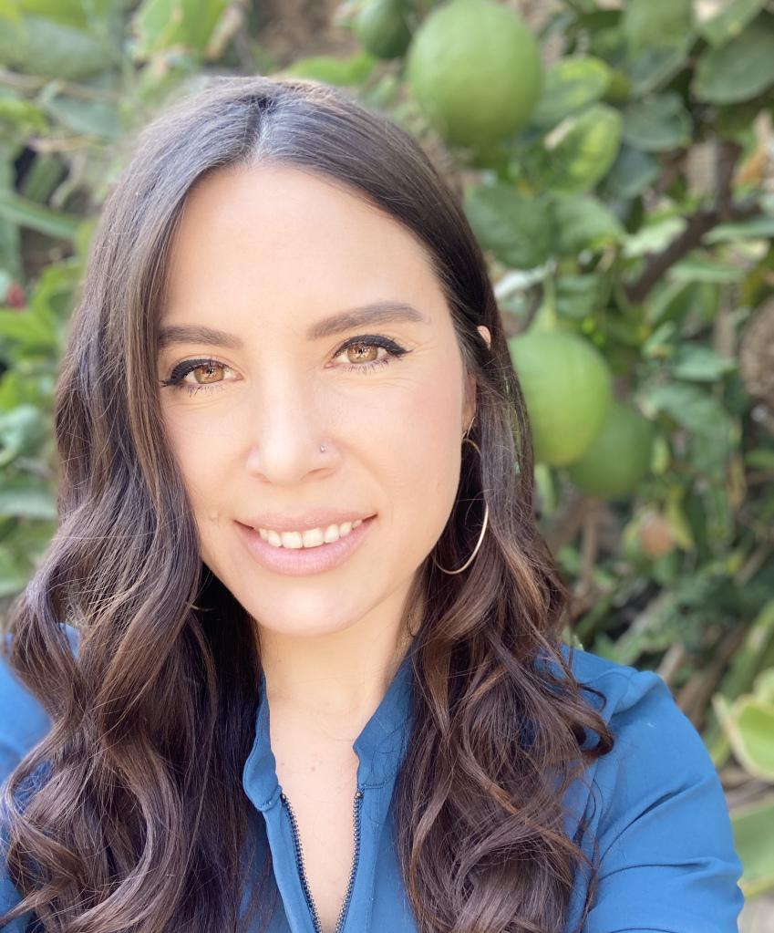 Briana Zacharias-Hernandez : Graduate Student